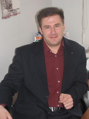 Главный редактор Интернет-журнала «Лифтовики» Кряков Андрей Игоревич