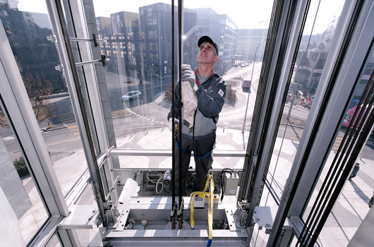 """Компании Schindler разработала унифицированные модели лифтов и эскалаторов, создав так называемые """"платформы"""" оборудования"""