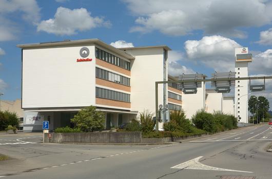 Schindler объявляет финансовые результаты 2012 года
