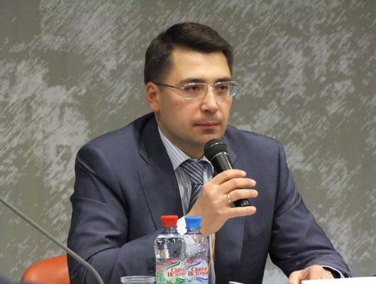 Врио Генерального директора МГУП «Мослифт» Сергей Чернышов