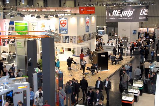 На протяжении многих лет Interlift остается бесспорным мировым лидером среди торгово-промышленных выставок лифтовой техники