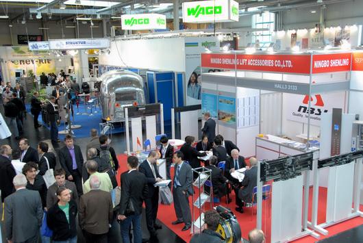 Interlift остается бесспорным мировым лидером среди торгово-промышленных выставок лифтовой техники