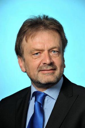 Менеджер проекта Интерлифт (Interlift - международной выставки в г.Аугсбург, Германия) Йоахим Калсдорф (Joachim Kalsdorf)