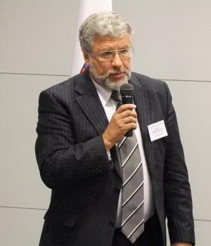 Эдуард Иосифович Кайзер, генеральный директор ЗАО «Предприятие «Парнас»