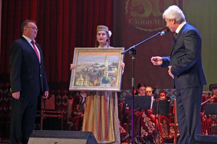 ОАО «Могилевлифтмаш» отметило 50 лет со дня основания