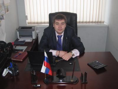 """Сергей Николаевич Русских, генеральный директор ООО """"Русслифт"""""""