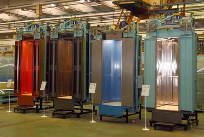 ОАО «Могилёвлифтмаш» — ведущий производитель лифтов в странах СНГ. Предприятие расположено в городе Могилёв (Беларусь). Продукция включает в себя пассажирские и грузовые лифты грузоподъемностью от 100 до 5000 кг, а также различные нестандартные лифты