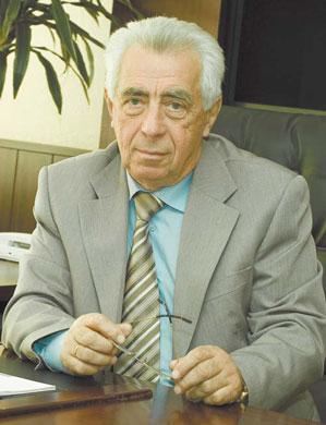 Ваксман Макс Айзикович, Генеральный директор ОАО «Щербинский лифтостроительный завод»